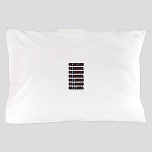 Liberty in Binary Pillow Case