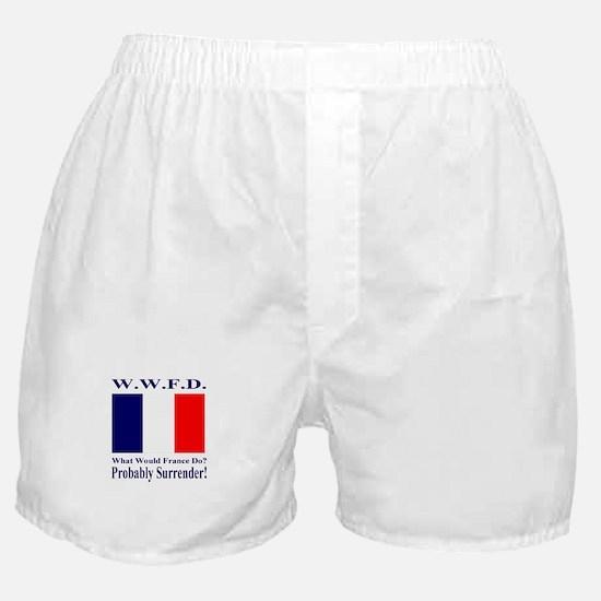 France - W.W.F.D. Boxer Shorts