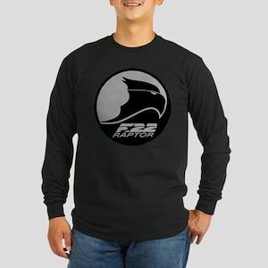 F-22 Raptor Long Sleeve T-Shirt (Dark)