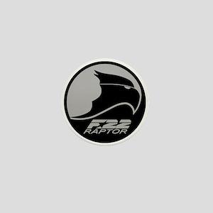 F-22 Raptor Mini Button