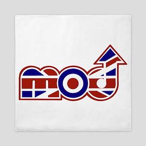 British mod designer Queen Duvet