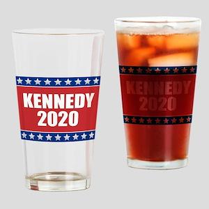 Kennedy 2020 Drinking Glass