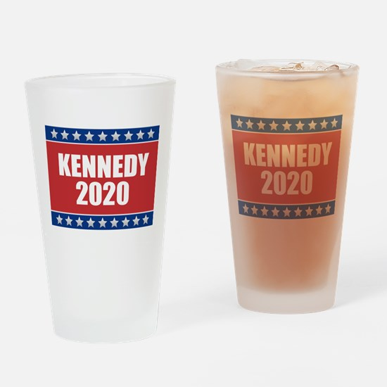 Kennedy 2020 Drinking Glass