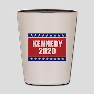 Kennedy 2020 Shot Glass