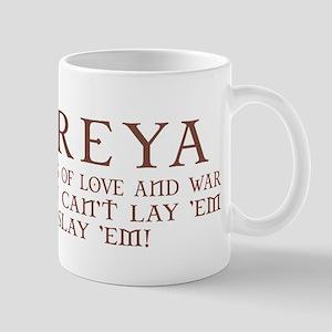 Freya Love and War Mug