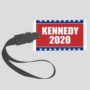Kennedy 2020 Large Luggage Tag