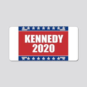 Kennedy 2020 Aluminum License Plate