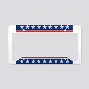 Kennedy 2020 License Plate Holder