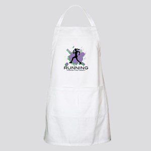 Running Cheaper than Therapy Apron
