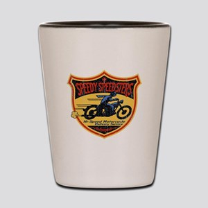 Speedy Speedsters Shot Glass