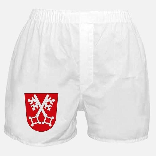 Regensburg Coat of Arms Boxer Shorts