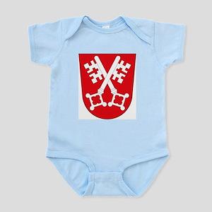 Regensburg Coat of Arms Infant Creeper