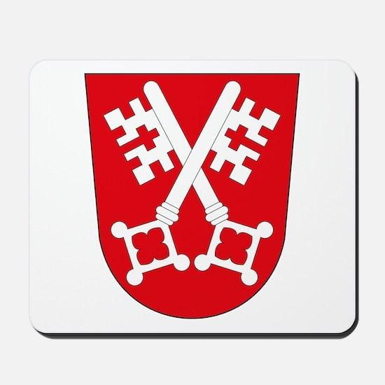 Regensburg Coat of Arms Mousepad