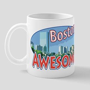 Awesome Boston Mug