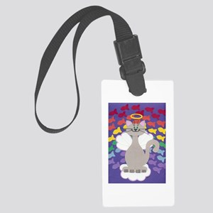 Stormy Large Luggage Tag