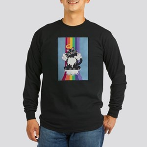 Arnold Long Sleeve Dark T-Shirt