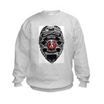 Prayer Police Kids Sweatshirt