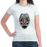 Prayer Police Jr. Ringer T-Shirt