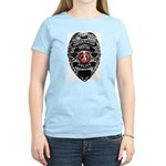 Prayer Police Women's Pink T-Shirt