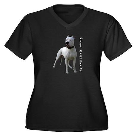 dogo body for black Plus Size T-Shirt