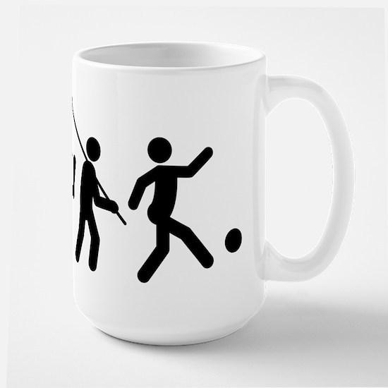 Kickball Large Mug