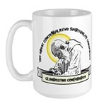 Contemplative Conspiracy Large Mug