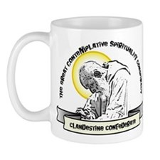Contemplative Conspiracy Mug