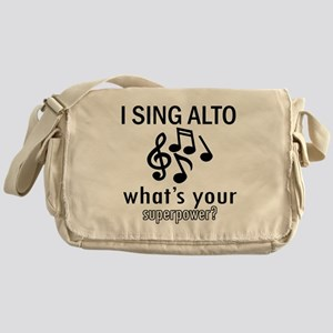 Cool Alto Designs Messenger Bag