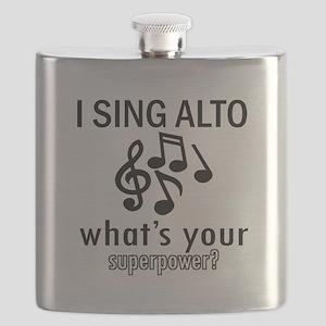 Cool Alto Designs Flask