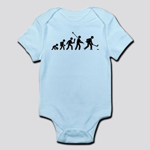 Ice Hockey Infant Bodysuit