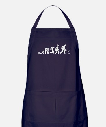 Ice Hockey Apron (dark)
