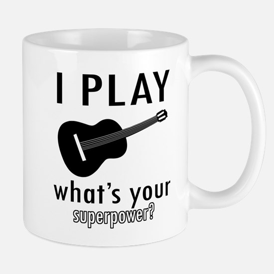 Cool Guitar Designs Mug