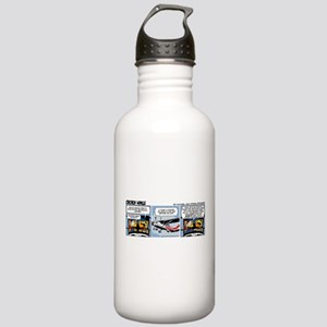 0107 - Uh-oh! Stainless Water Bottle 1.0L