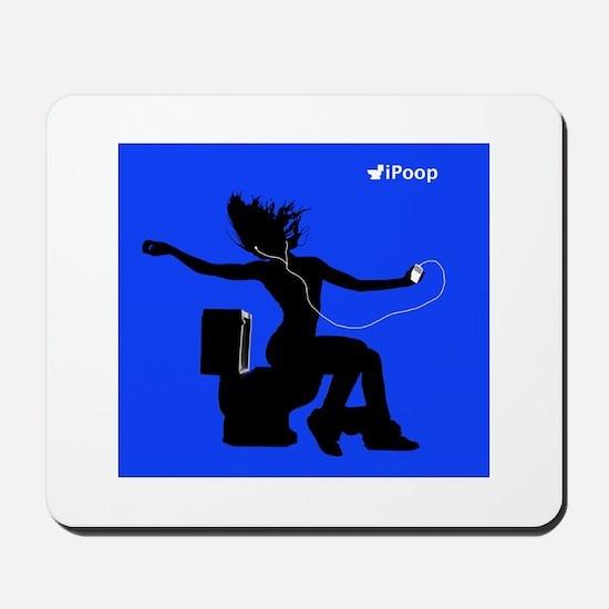 iPoop Mousepad