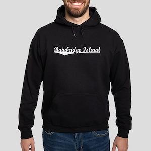 Aged, Bainbridge Island Hoodie (dark)
