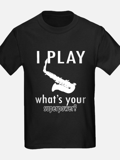 Cool Saxophone Designs T