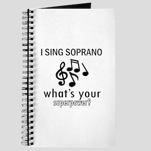 Cool Soprano Designs Journal