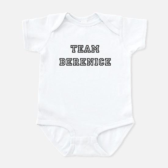 TEAM BERENICE T-SHIRTS Infant Creeper