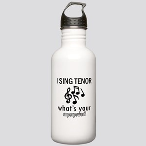 Cool Tenor Designs Stainless Water Bottle 1.0L