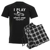 Trombone Men's Dark Pajamas