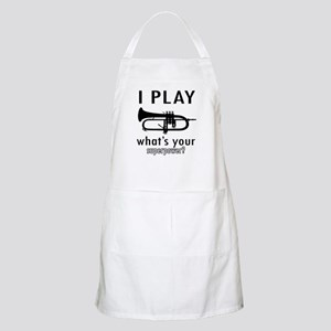 Cool Trumpet Designs Apron