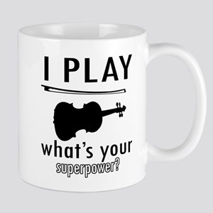 Cool Violin Designs Mug