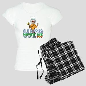 Hippies Women's Light Pajamas