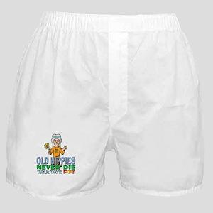 Hippies Boxer Shorts