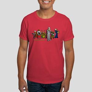 Perturbed Dragon Bards Men's T-Shirt