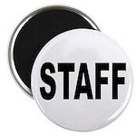 Staff Magnet