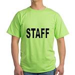 Staff Green T-Shirt