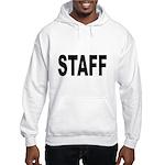 Staff (Front) Hooded Sweatshirt