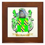 Agidi Framed Tile