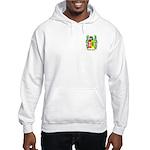 Aginaga Hooded Sweatshirt